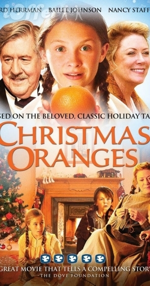 Christmas Oranges (2012) starring Edward Herrmann 1
