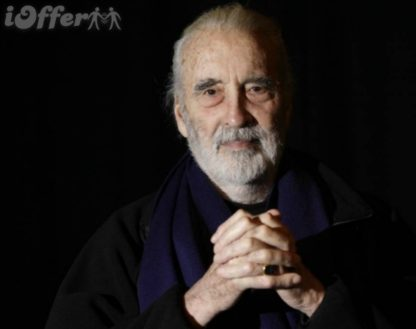 Christopher Lee - The Making of a Legend (2003) 1