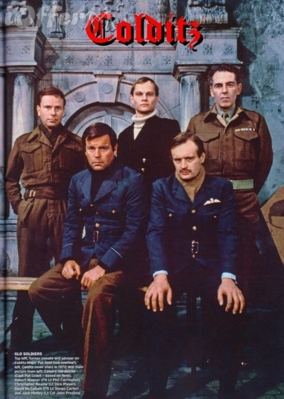 Colditz COMPELTE Series with Seasons 1 and 2