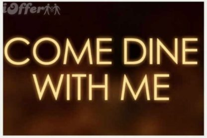 Come Dine with Me 2015 and 2016 70 Mixed Episodes 1