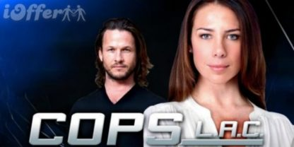 Cops LAC starring Kate Ritchie 1