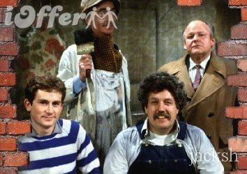 Cowboys Seasons 1, 2 and 3 starring Roy Kinnear