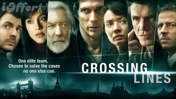 Crossing Lines Seasons 2 and 3 COMPLETE