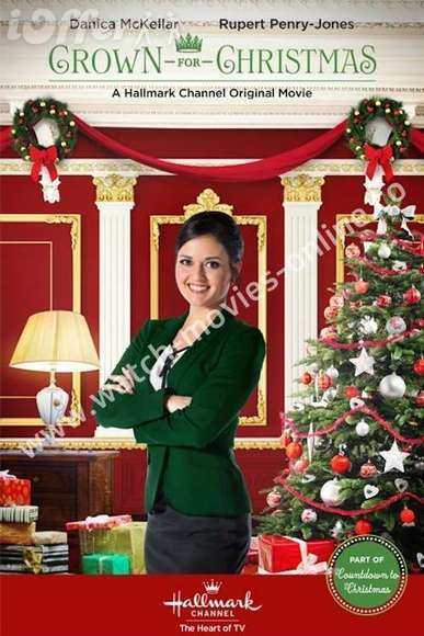 Crown for Christmas (2015) starring Danica McKellar