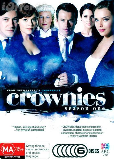 Crownies All 22 Episodes 1