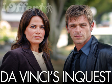 Da Vinci's Inquest Complete Seasons 1-7