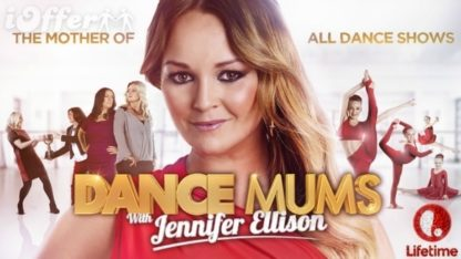 Dance Mums UK with Jennifer Ellison Season 1 1
