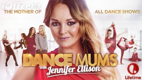 Dance Mums UK with Jennifer Ellison Season 1