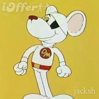Danger Mouse 1981 Cartoon Series