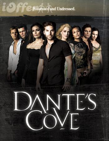 Dante's Cove Complete Seasons 1, 2 and 3