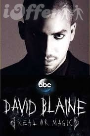 David Blaine Real or Magic