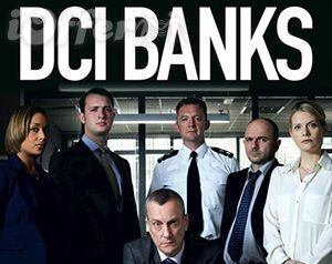 DCI Banks Complete Season 6 (October 2016)