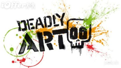 Deadly Art (CBBC 2011) COMPLETE Series 1