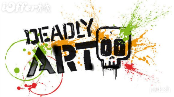 Deadly Art (CBBC 2011) COMPLETE Series