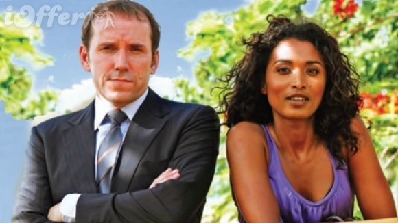 Death in Paradise Season 5 Complete (2016)