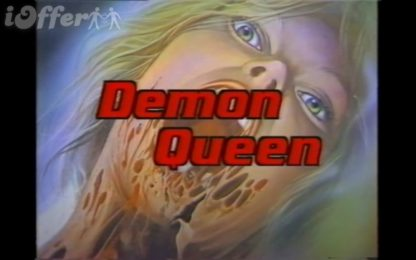 Demon Queen 80s Horror Movie 2