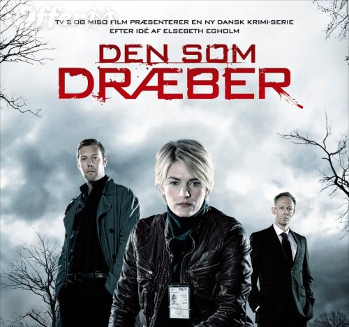 Den Som Draeber (Those Who Kill) English Subtitles
