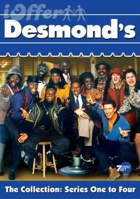 Desmond's (1989) ALL 6 Seasons