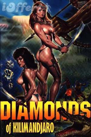 Diamonds of Kilimandjaro 1983 in English and French 1