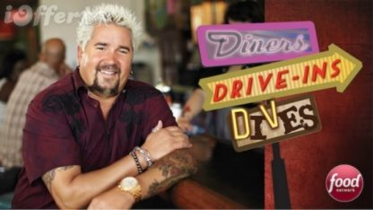 Diners, Drive-ins and Dives Season 27 (2017) 1