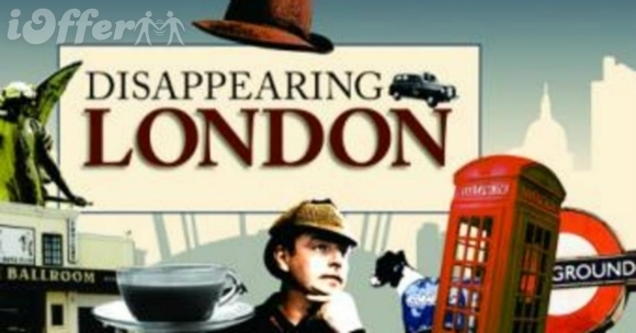 Disappearing London Season 1 (2006) with Suggs