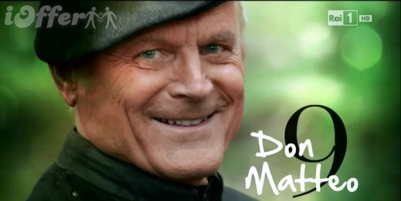Don Matteo Seasons 5, 6, 7 and 8 with English Subtitles