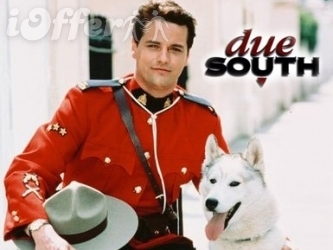 Due South Starring Paul Gross Seasons 1, 2, 3 and 4