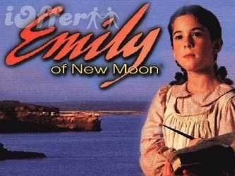 Emily of New Moon Seasons 1, 2, 3 and 4 Complete Series