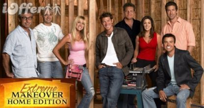 Extreme Makeover - Home Edition Seasons 1,2,3,4,5,6,7,8 2