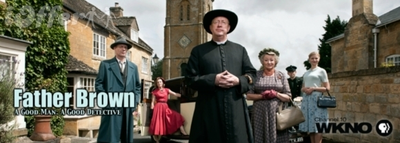 Father Brown Season 4 (2016) with ALL Episodes