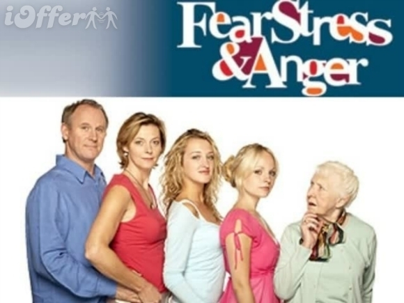 Fear, Stress and Anger starring Peter Davison