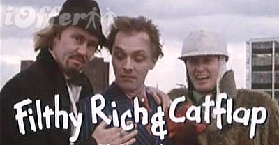 Filthy Rich & Catflap Complete Series 1