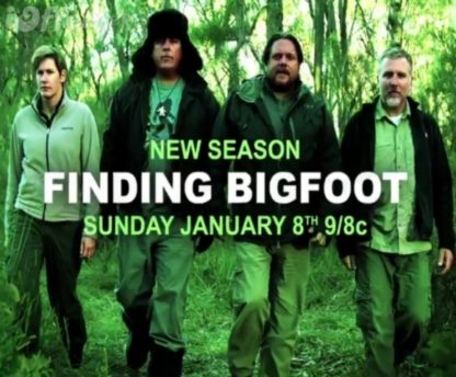 Finding Bigfoot Seasons 1, 2 and 3 Complete 1