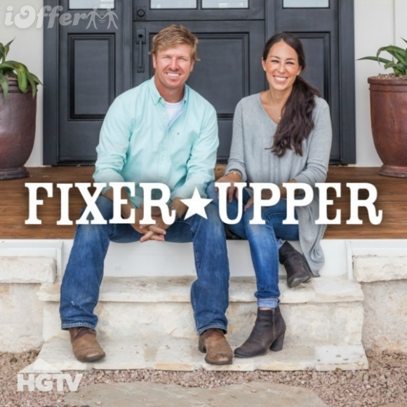 Fixer Upper Complete Season 3 with All Episodes