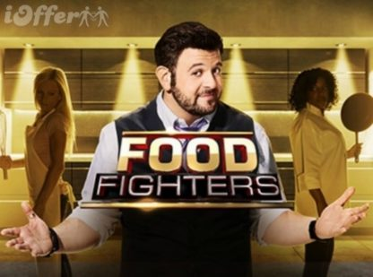 Food Fighters COMPLETE Series with All Episodes 1