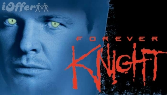 Forever Knight Complete Series All 3 Seasons
