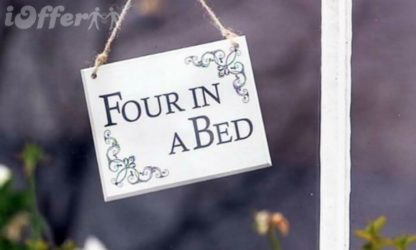 Four in a Bed Season 11 Complete Series 1