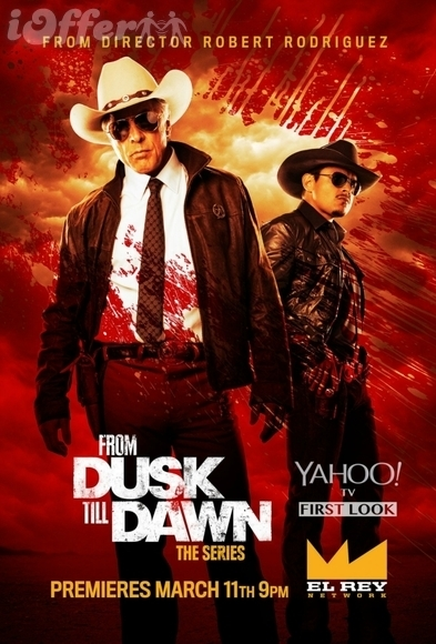 From Dusk Till Dawn Complete 2014 Series 1