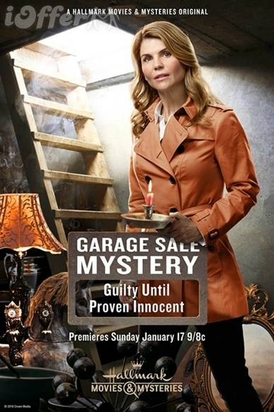 Garage Sale Mystery: Guilty Until Proven Innocent 1