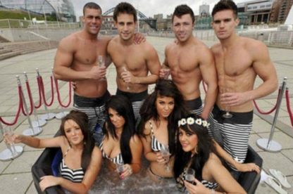 Geordie Shore COMPLETE Seasons 1 through 7 1