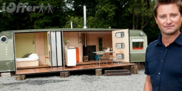 George Clarke's Amazing Spaces Seasons 1, 2, 3, 4 and 5