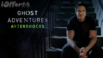 Ghost Adventures: Aftershocks COMPLETE with All Episode 1