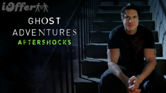 Ghost Adventures: Aftershocks COMPLETE with All Episode