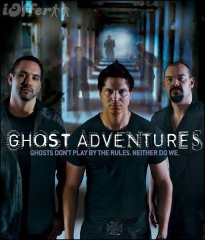 Ghost Adventures Complete Season 10 1