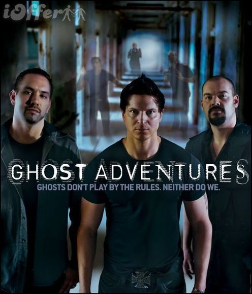 Ghost Adventures Complete Season 10