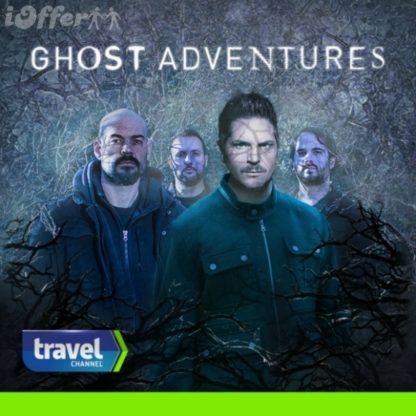 Ghost Adventures Complete Season 12 1