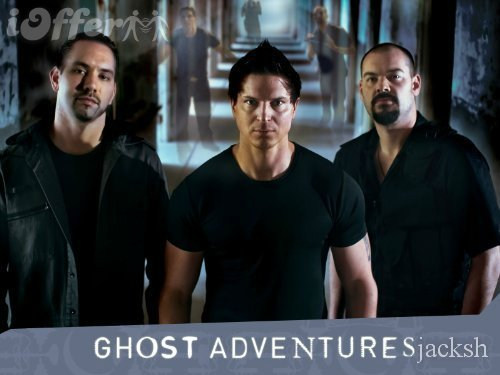 Ghost Adventures Seasons 1, 2, 3, 4, 5, 6, 7 and 8