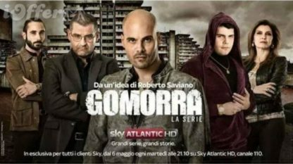 Gomorra La serie (Gomorrah Series) English Subtitles 1