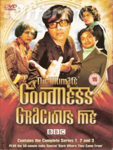 Goodness Gracious Me Complete Series