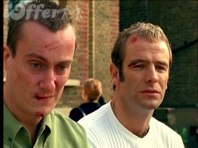 Grafters starring Robson Green Complete Seasons 1 & 2 1